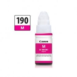 Botellas de Tinta Canon Pixma 190 Black